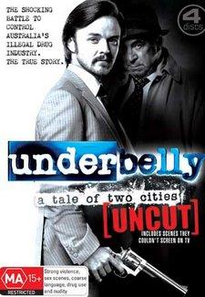 Underbelly dvd