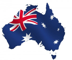 australian-flag-map