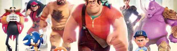 Wreck-it Ralph and the perfect heroic journey