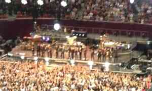 Springsteen brings a great night